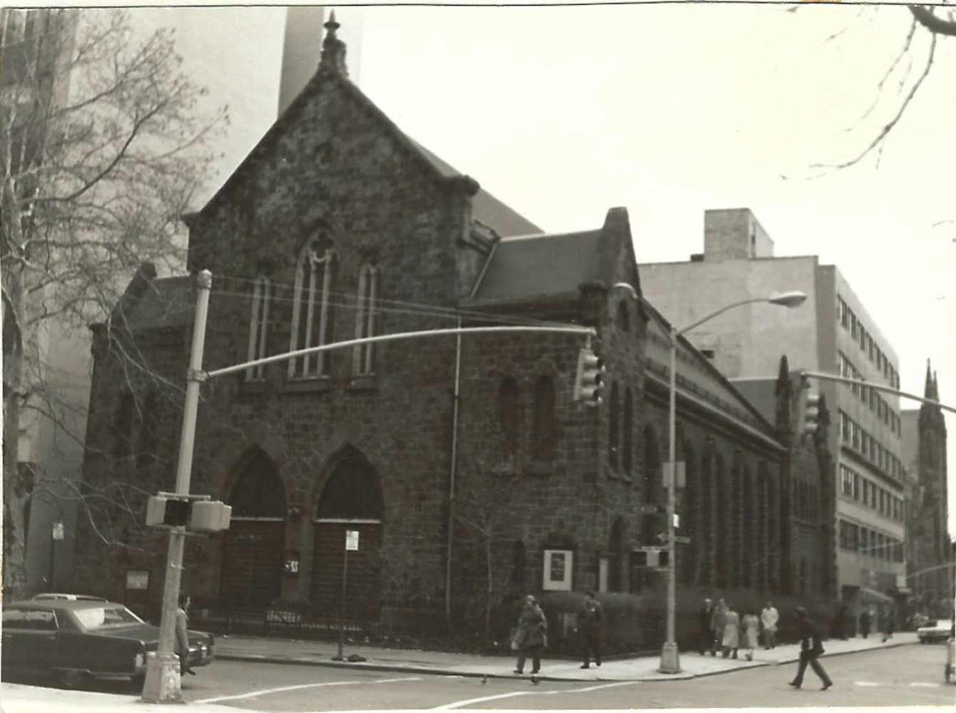 Spencer Memorial Church c