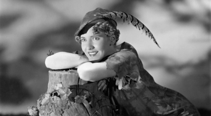 Jean Arthur in Peter Pan, 1950. Source starsandletters.blogspot.com.