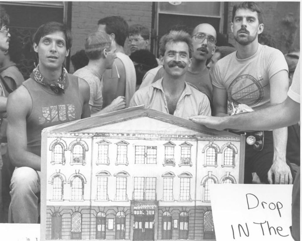 LGBT Community Center National History Archive